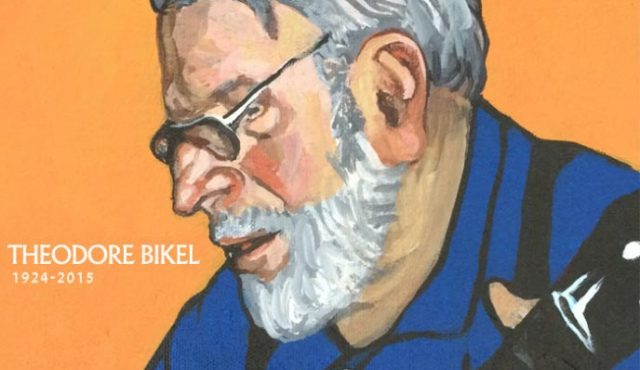Theo Bikel: In his own (Yiddish words)