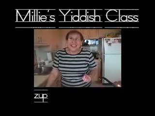 Yiddish Class: Chicken Soup