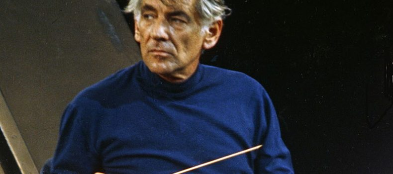 San Diego Symphony begins salute to Bernstein today; A columnist remembers her encounters with 'Lenny'