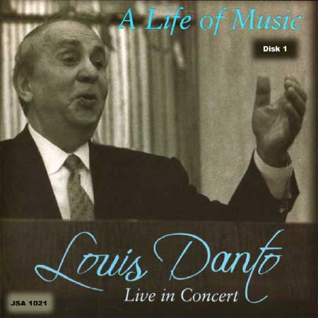 A Life of Music – Disc 1