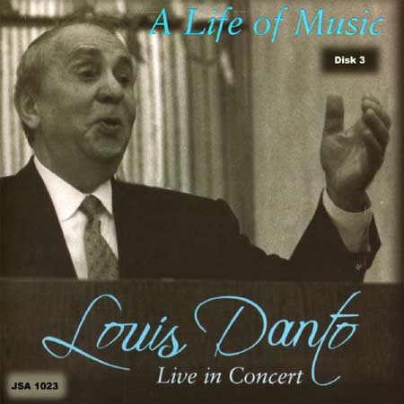 A Life of Music – Disc 3