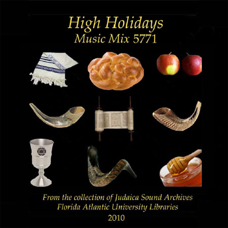 High Holidays Music Mix 5771