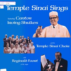 Temple Sinai Sings