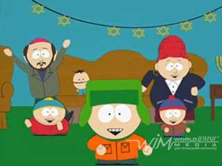 Canción de Dreidel de South Park
