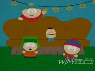 South Park Dreidel Song Animation