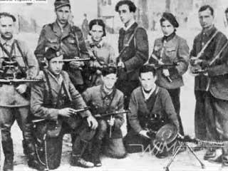 Jewish Partisans Tribute – Zog nit keynmol