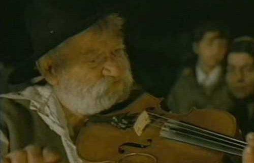 """Gitanos y Judíos """"platican"""" musicalmente (de la cinta """"Tren de la vida"""")"""