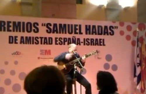 David y Samuel Hadas