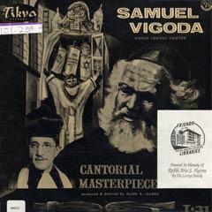 Cantorial Masterpieces