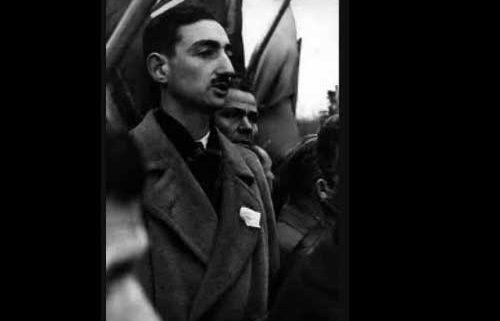 Di Shvue – Tribute to Marek Edelman