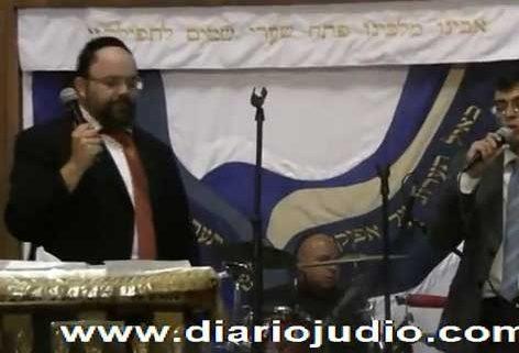 Al Lebalbeja y Alelu Le Kol Israel Itzkik y Abvreimi jazanim de la kehilá