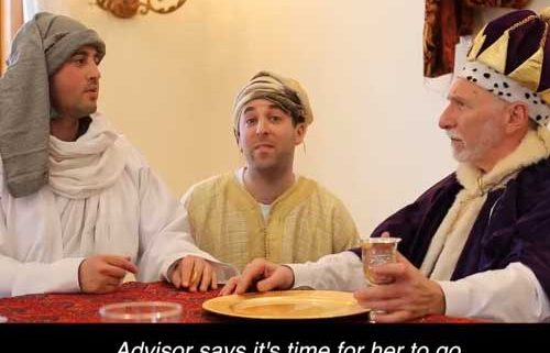 The Funniest Purim Music Video of The Year
