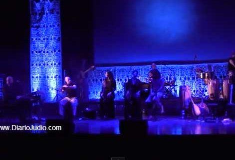 Idan Raichel en concierto en México