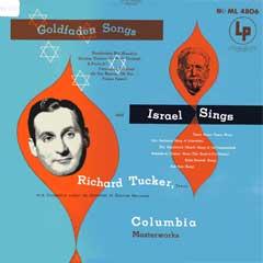Israel Sings and Goldfaden Songs