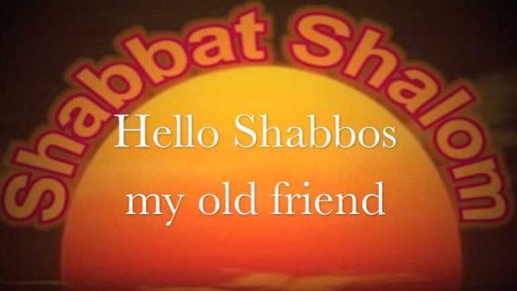 "Jewbilation – ""The Sound of Shabbos"""