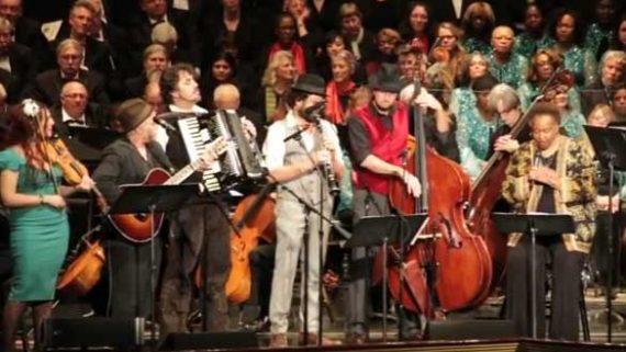 Zog Nit Keynmol – Kugelplex featuring Linda Tillery