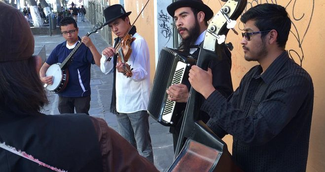Yes, That's Jewish Folk Music You're Hearing—in Mexico