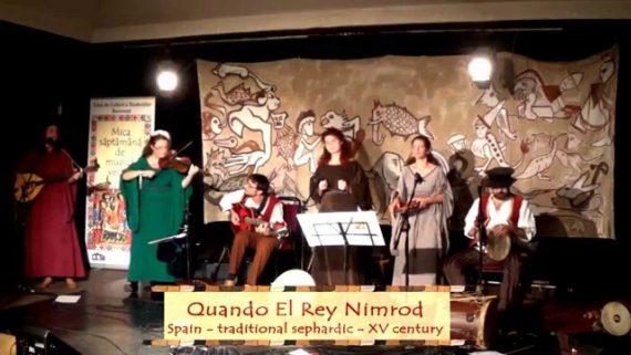 Kuando el Rey Nimrod – TRUVERII – 2014