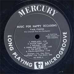Music for Happy Occasions