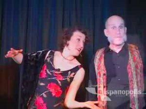 KLEYNKUNST! - Warsaw's Brave and Brilliant Yiddish Cabaret