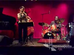 Rebecka Gordon sings Yiddish'n Jazz