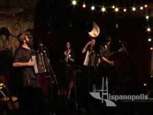 La Gargote - Yiddish Banlieue en Live