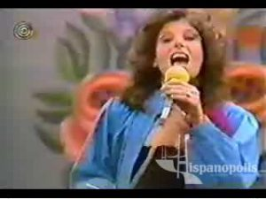 Ofra Haza on Kid's show - Cat Shmil - A Hanuka Song