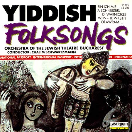 Yiddish Folksongs