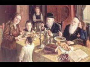 Theodore Bikel sings Yiddishe Song Shabes Shabes