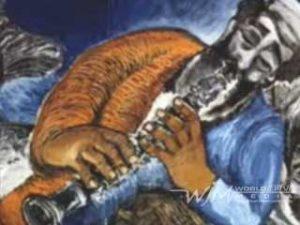 "My Yiddishe Tate Clarinet - ""Main Tatnz Klarinet"""