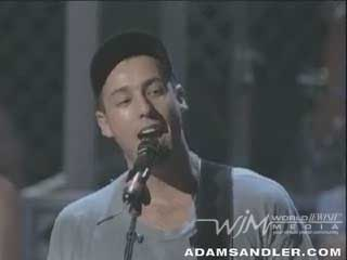 Adam Sandler, Hanukah song (Part 1)