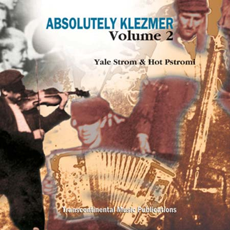 Absolutely Klezmer Volume 2