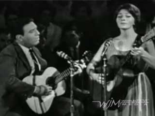 Kisses Sweeter Than Wine – Theodore Bikel, Judy Collins