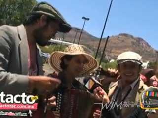 Klez-Ajbar, música Klezmer originarios de Torreón Coahuila