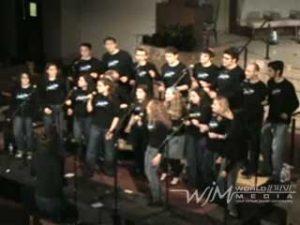 High School Choir sings Adon Olam