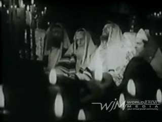 "Moishe Oysher sings ""Kol Nidrei"" – 1939 Yiddish film"