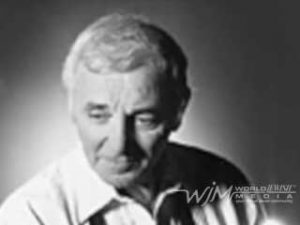 A Yiddishe Mame by Charles Aznavour