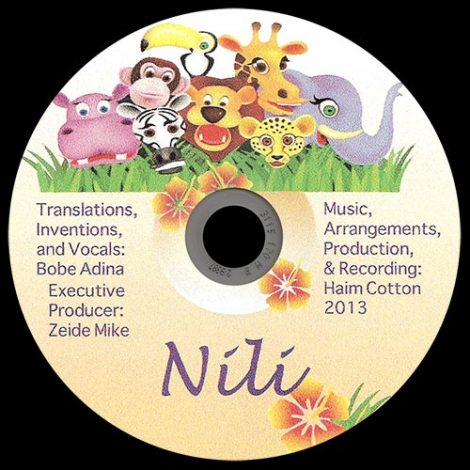 Nili – Children's Songs in Yiddish