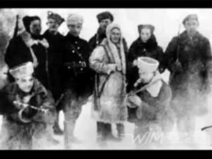 Song of Jewish Partisans. Stil di Nakht.The Night is still.