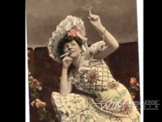 "Tango in Yiddish: ""Papirosen"" – Zully Goldfarb"