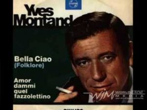 Yves Montand - Bella Ciao (1970)