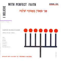 I Believe With Perfect Faith