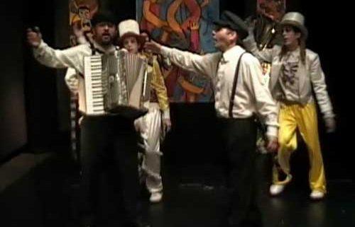 Desde Argentina:  Murga Klezmer interpreta un Collage de Música Yiddish