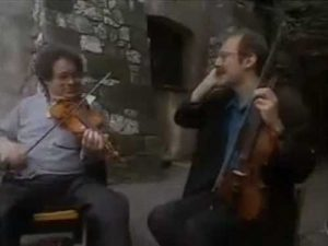 Desde NY Perlman toca Música Klezmer