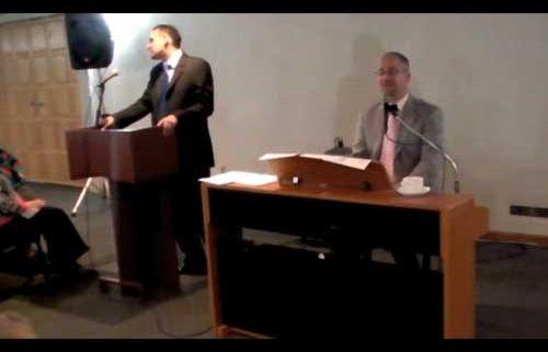Actividad de Rosh Hashana en el Grupo Atid de la comunidad Bet-El