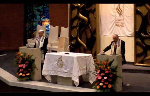 Slijot en la Comunidad Bet-El de Mexico 2010
