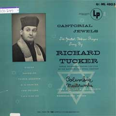 Cantorial Jewels