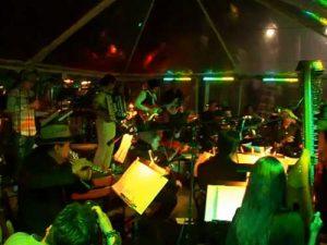 Klezmer desde Tijuana: La Ballena de Jonás - Cantina Calavera