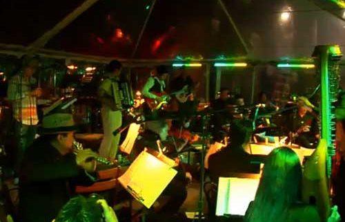 Klezmer desde Tijuana: La Ballena de Jonás – Cantina Calavera