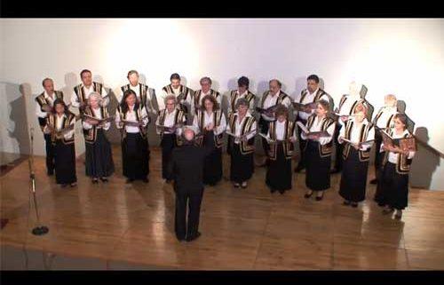 Coro Rinah, Eishel en Cuernavaca, Morelos